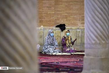 نماز عید سعید قربان در مسجد جامع سنندج