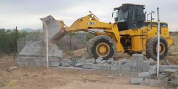 ۶ مورد ساخت و ساز غیرمجاز با دستور دادستان علیآبادکتول تخریب شد