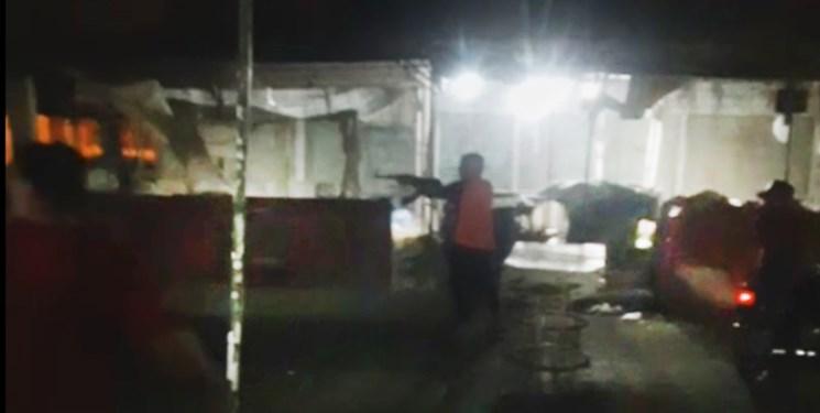 یک کشته و ۱۴ زخمی طی تیراندازی مستقیم اغتشاشگران در ایذه/ تلاش برای شناسایی ضاربان