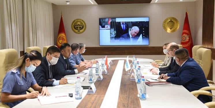 کمک سازمان همکاری و امنیت اروپا به قرقیزستان