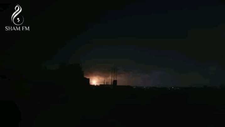 هوايي،حمص،حمله،پدافند،صهيونيستي،سوريه