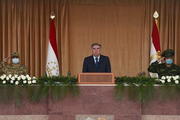 تاجيكستان،نظامي،مسلح،نيروهاي،كشور،رحمان،دستگاه،تجهيزات،جمهور ...