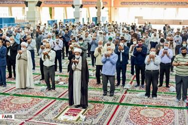 نماز عید سعید قربان در مصلی امام خمینی (ره) بجنورد
