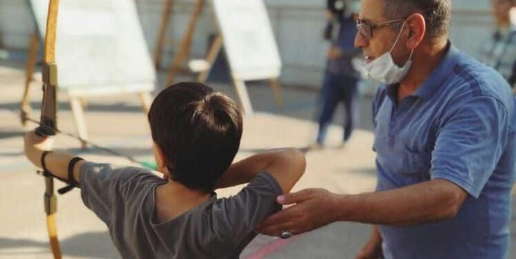 برگزاری جشنواره استعدادیابی تیروکمان در قم