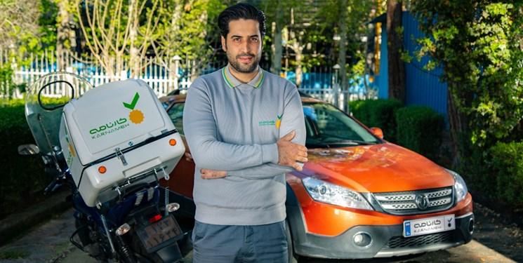 صفر تا صد فروش خودرو در سرویس