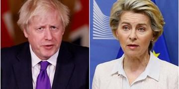 اختلافات برگزیتی لندن و بروکسل دوباره بالا گرفت