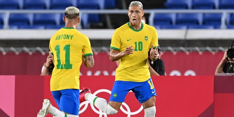 المپیک توکیو  برزیل و کره جنوبی صعود کردند/آلمان و عربستان حذف شدند