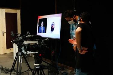 ارتباط اینترنتی با حجتالاسلام علی لاریزاده، مدیر خبرگزاری فارس خوزستان