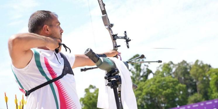 حذف میلاد وزیری از المپیک توکیو