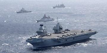 هشدار چین درخصوص قدرتنمایی نظامی انگلیس
