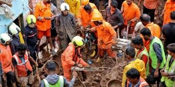 رانش زمین در غرب هند؛ 36 کشته، دهها مفقود