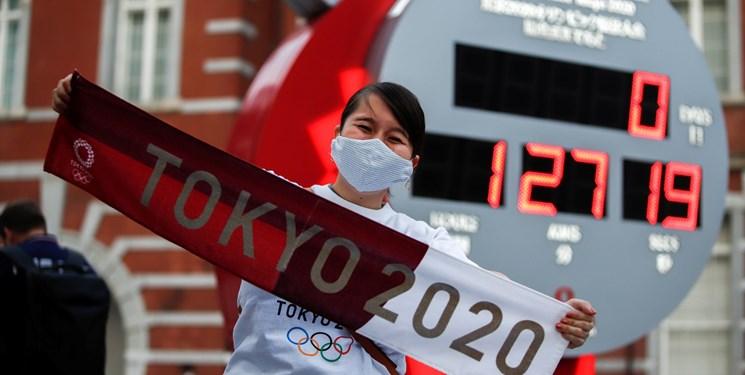 المپیک توکیو| حضور آمریکا بدون واکسیناسیون کامل در المپیک