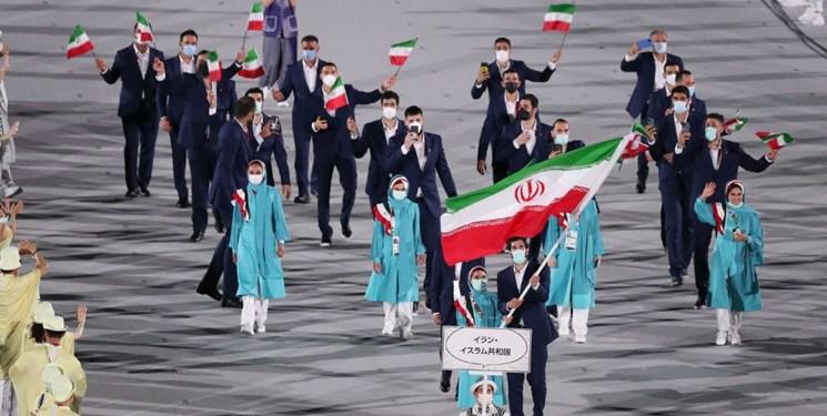المپیک توکیو|صعود جایگاه ایران در جدول پس از کسب مدال برنز ساروی