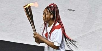 المپیک توکیو| روشن کننده مشعل المپیک بدون مدال ماند