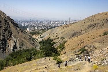 گلابدره مسیر مناسبی برای کوهپیمایانی است که تمایل دارند یک روز تعطیل به دور از ازدحام از طبیعت و مسیر کوهپیمایی لذت ببرند.