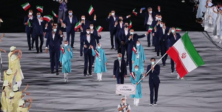 المپیک توکیو  رونمایی از لباس آقایان کاروان در توکیو!