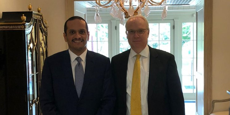 تأکید آمریکا و قطر بر ضرورت توافق منطقهای برای حل بحران یمن