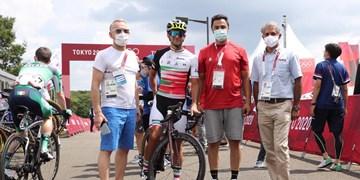 المپیک توکیو|واکنش سرمربی تیم ملی دوچرخهسواری به عملکرد ضعیف صفرزاده