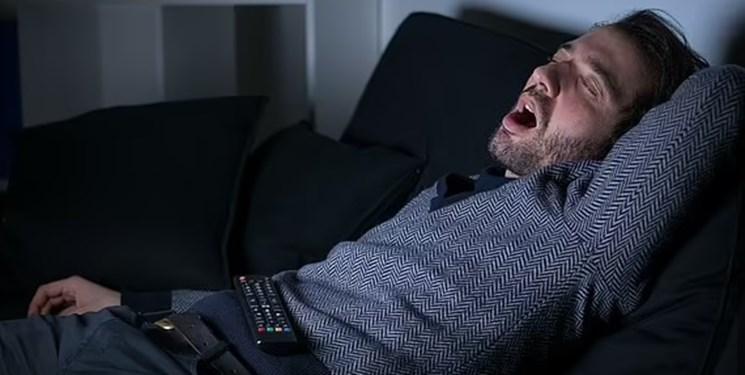 محققان: تماشای تلویزیون خطر «آپنه» را افزایش میدهد
