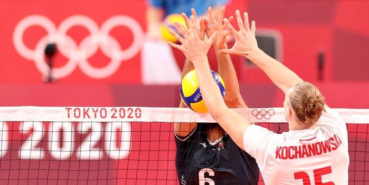 المپیک توکیو| بیتوجهی به پروتکلها/ لهستان تماشاگر پیدا کرد +عکس