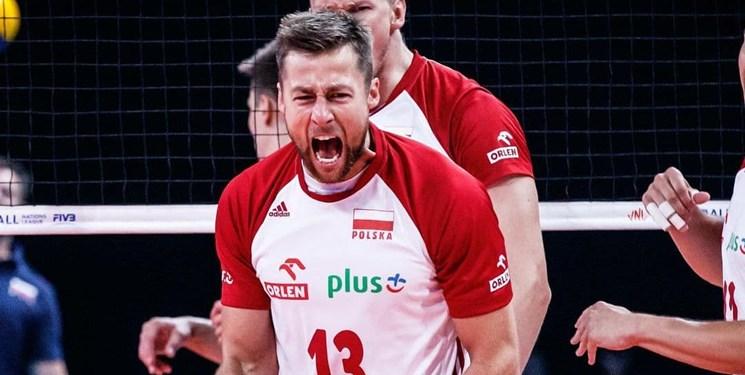 المپیک توکیو| جواب ایرانیها به کُریخوانی کاپیتان لهستان در فضای مجازی