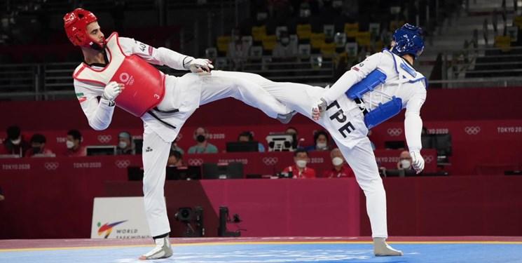 المپیک توکیو| تکواندوکار ایرانی با برد شروع کرد/ حسینی از سد چینتایپه گذشت