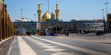۱۰۰۰ متر به فضای زیارتی حرم حضرت عباس (ع) افزوده شد