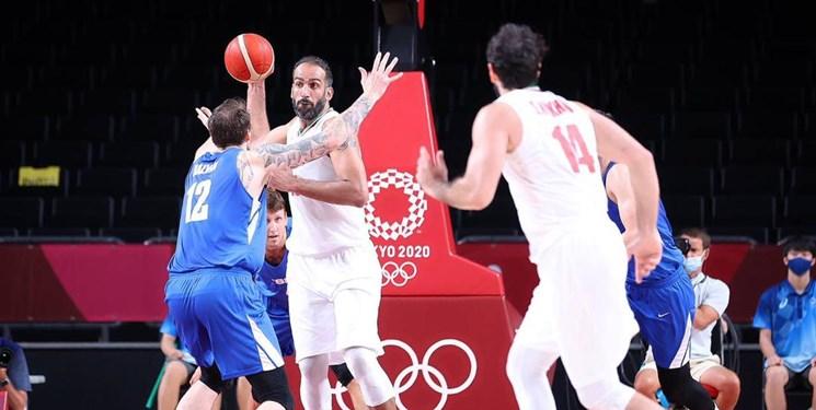 المپیک توکیو  گلایه ستاره بسکتبال از کمبود بازیهای تدارکاتی/ حدادی: بدنهایمان خواب بود