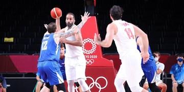 المپیک توکیو| گلایه ستاره بسکتبال از کمبود بازیهای تدارکاتی/ حدادی: بدنهایمان خواب بود
