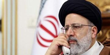 تماس تلفنی رئیسجمهور منتخب با استاندار خوزستان/ رئیسی: خوزستان را در مسائل آبی حمایت خواهیم کرد