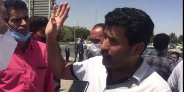 فیلم  تجمع اعتراضی مرغداران در یزد/ چرا قیمت مرغ در کشور یکسان نیست؟