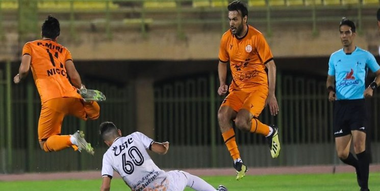 هفته دوم لیگ یک| دربی مسی و تقابل ملوان با تیم تازه وارد