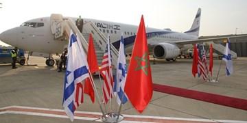 اولین پرواز مسافری از فلسطین اشغالی به مغرب صورت گرفت
