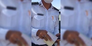 مامور پلیس راه برای ارائه توضیحات احضار شد