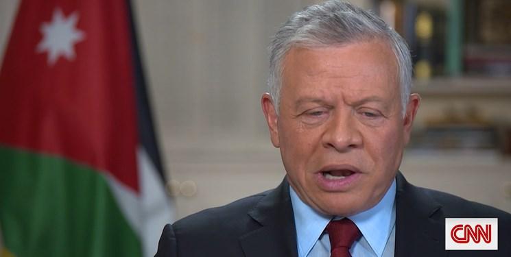 پادشاه اردن: نگرانیهای داریم و امیدواریم آمریکا در مذاکره با ایران به آنها بپردازد