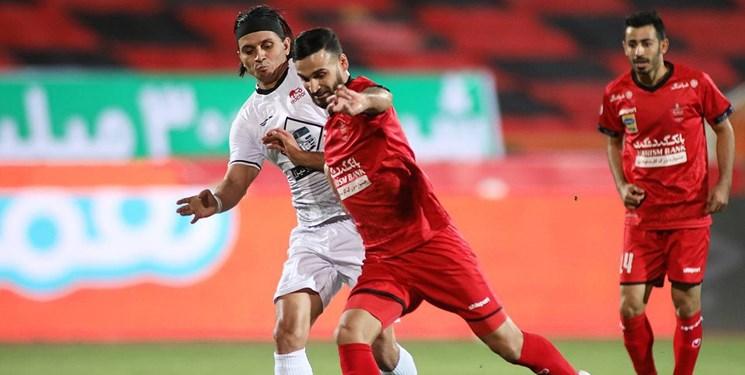 حلالی: پرسپولیس انگیزهاش را بعد از گل تراکتور حفظ کرد/ تیمی که 30 هفته نباخته هم نمی تواند مانع قهرمانی ما شود