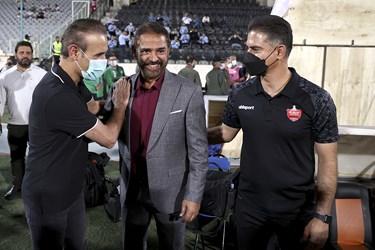لیگ برتر فوتبال||| پرسپولیس ۳ – ۱ تراکتور