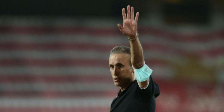 گلمحمدی:بعد از گل تراکتور فشار بی سابقه ای را تحمل کردم/مدعی قهرمانی باید همه جوره توسط باشگاه حمایت شود