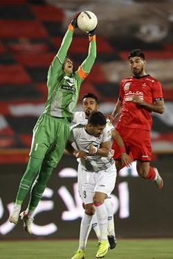 لیگ برتر فوتبال پرسپولیس 3 - 1 تراکتور