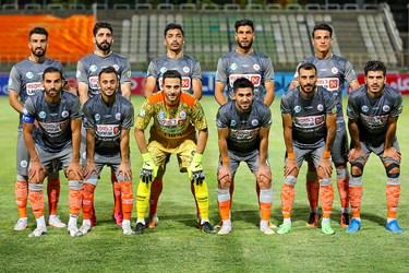 تیم سایپا از هفته بیست و نهم مسابقات لیگ برتر