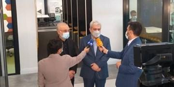 نخستین مرکز نوآوری تخصصی صنعت هستهای توسط صالحی و ستاری افتتاح شد