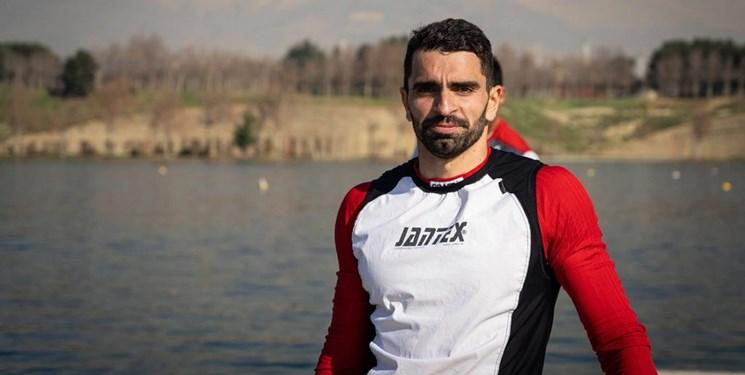 قایقران پرافتخار گیلانی به المپیک توکیو اعزام شد