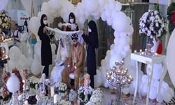 مراسم ازدواج هم زمان ۲۱ زوج در عید غدیر به همت یک خیرّ