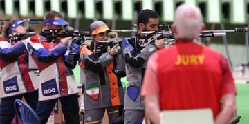 المپیک توکیو| تیم میکس تفنگ هم صعود نکرد