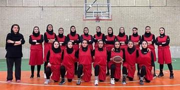 برتری تیم بسکتبال 3 نفره تبریز در سرعین