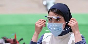 المپیک توکیو| گزارش تصویری از رقابت تیراندازان