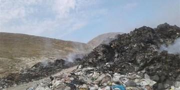 محکومیت شهرداری مسجدسلیمان به دلیل سوء مدیریت در سایت دفن زبالههای شهر
