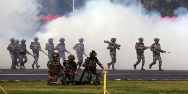 رزمایش عظیم ضد تروریسم ارتشهای هند و روسیه در ولگوگراد
