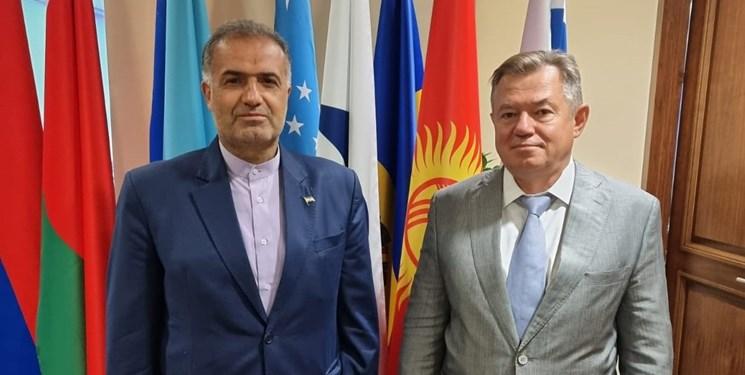 تأکید جلالی بر نهایی شدن اقدامات اجرایی عضویت کامل ایران در اتحادیه اقتصادی اوراسیا