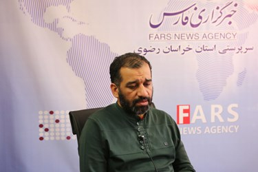 مجید عسکری، رئیس حوزه هنری خراسان رضوی